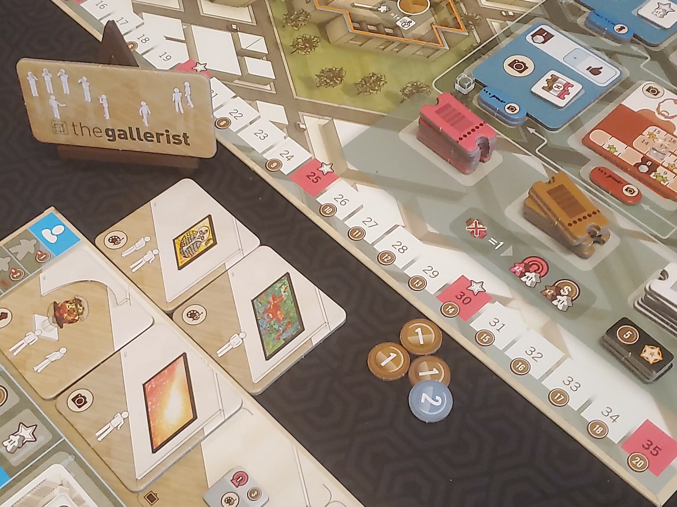 Designed Systems or: why I choose to play Eurogames